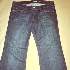 7 for all mankind Jeans, great condition